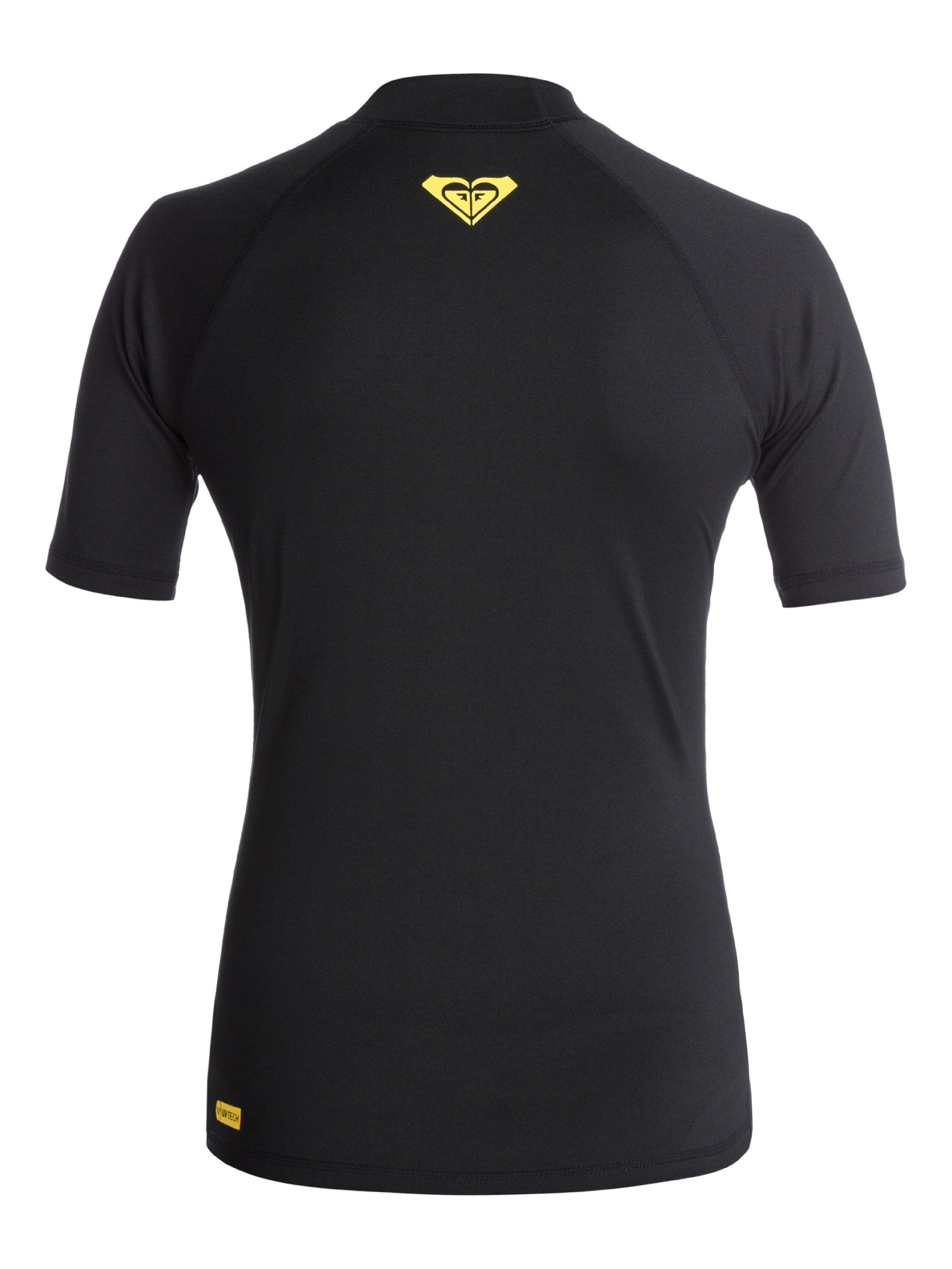 Roxy Anzug Lycra Activated Short Sleeve Mid Neck Raglan – Traje para Deportes acuáticos, Color