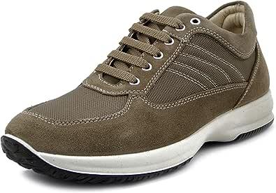 Imac Sneakers bassa Uomo Taupe 501601