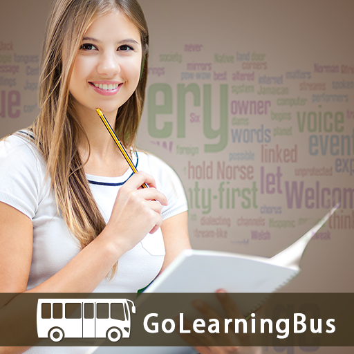 Learn English Vocabulary by GoLearningBus