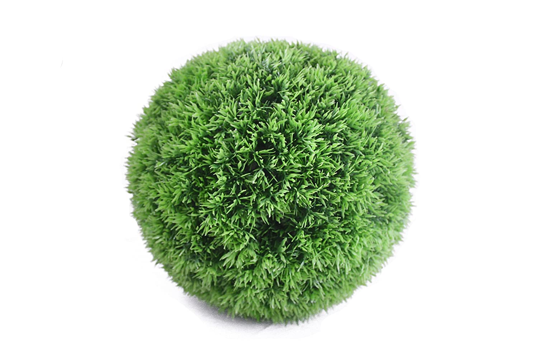 40cm Topiary Balls Part - 38: Gardman 40 Cm Diameter Topiary Ball Grass Effect: Amazon.co.uk: Garden U0026  Outdoors