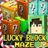 Lucky Block Maze