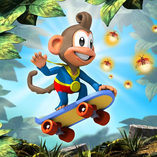 Kostüme Affen Fliegende (Chimpact Run)