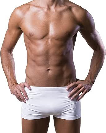 Dr.Walt Boxer Uomo Aderente Senza Cuciture Laterali, Batteriostatico e superconfortevole