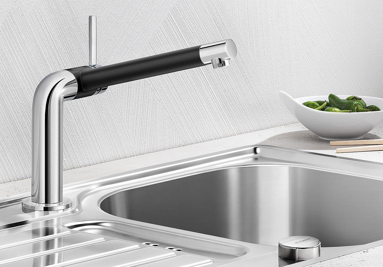 Armaturen küche blanco  Blanco Seda, Küchenarmatur - Einhebelmischer (Hochdruck), mit ...