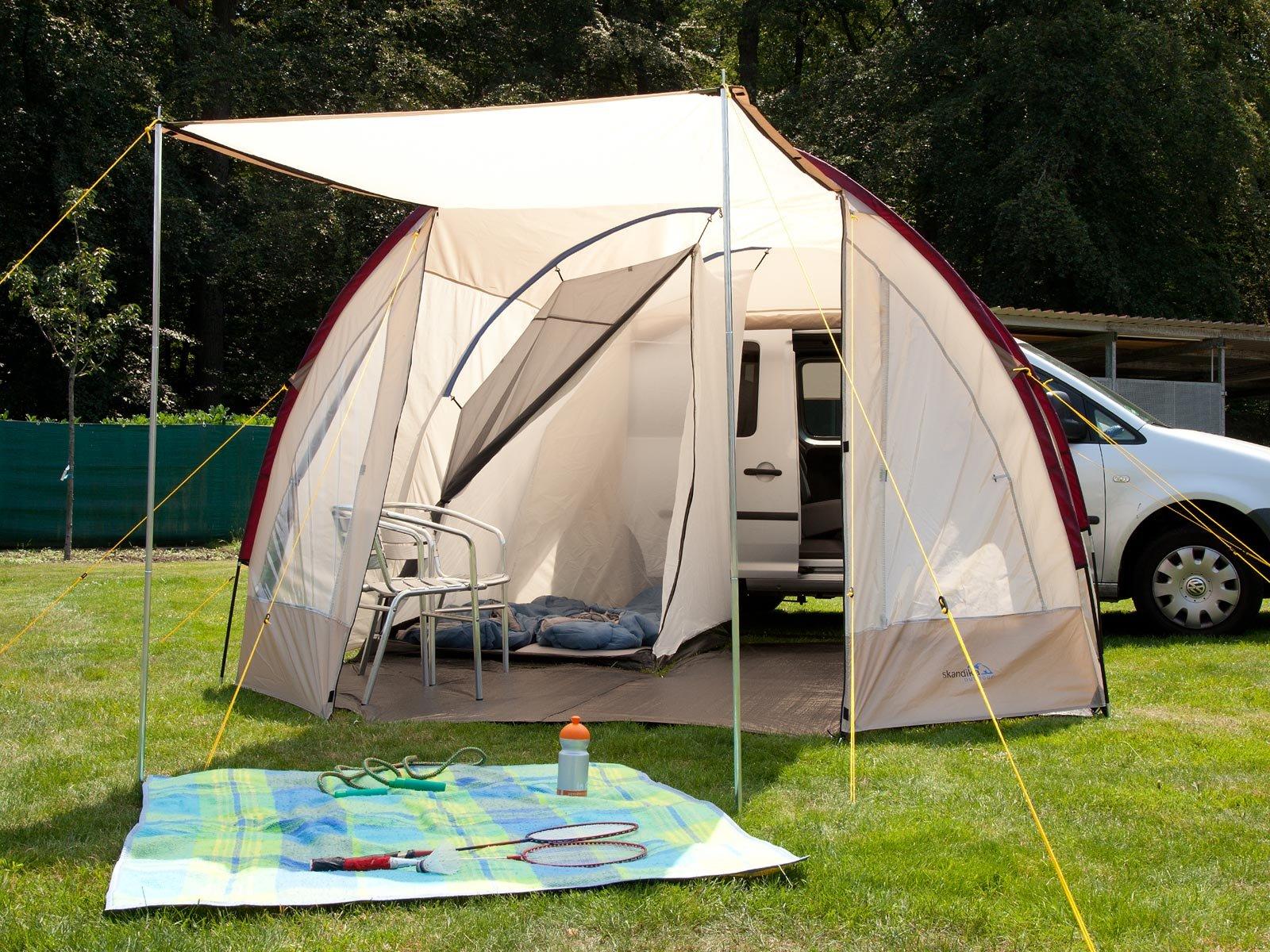 Skandika Camper Tramp Free-Standing Minivan Awning Tent ...