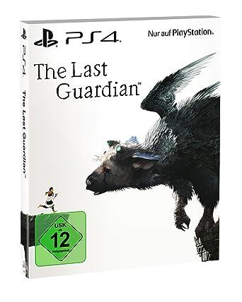 The Last Guardian - Steelbook Edition - [PlayStation 4]: Amazon.de ...