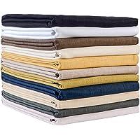 Fabilano Men's Linen Cotton 1.3/1.5 Meters Unstiched Trouser Fabric - Pack of 1 (CLTF)