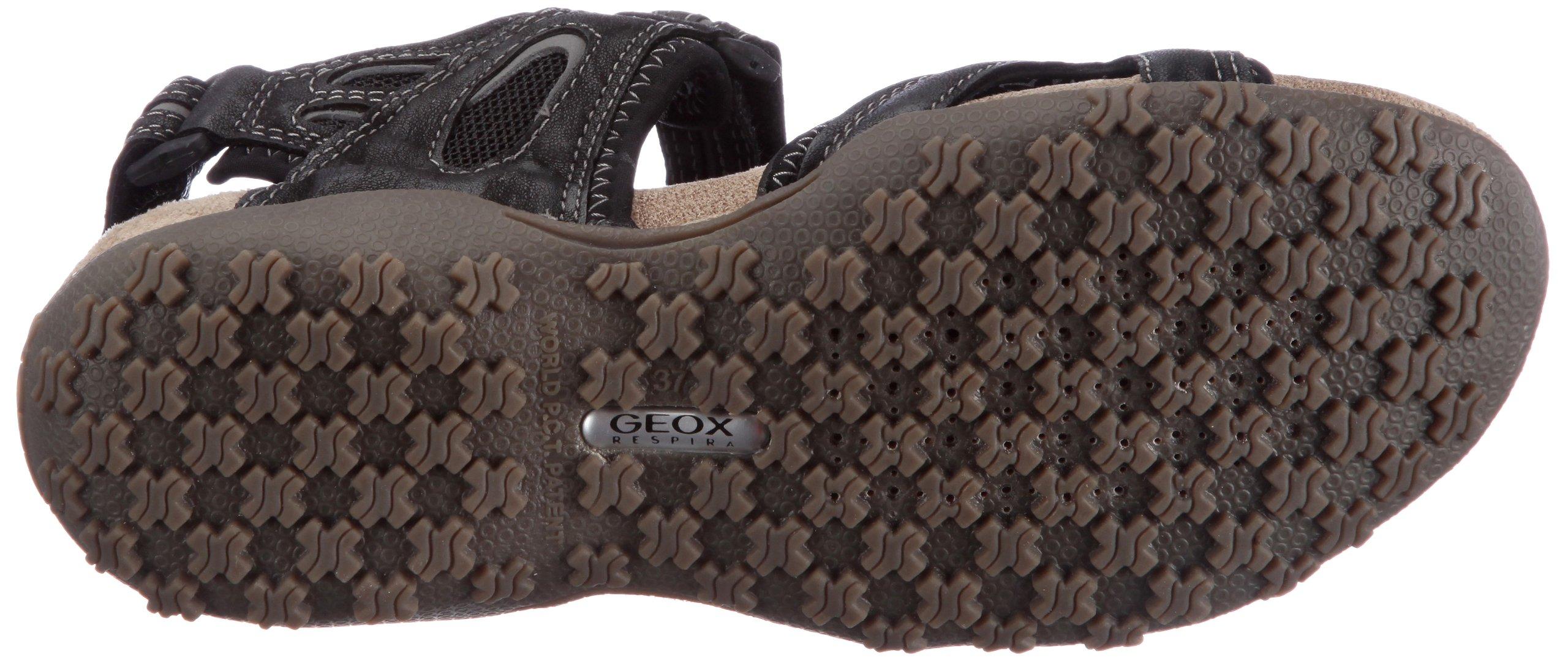 Geox Donna Strel D1125C05415C9999 Damen Sandalen/Fashion-Sandalen 3