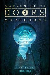 DOORS - VORSEHUNG: Roman (Die Doors-Serie Staffel 2) Taschenbuch