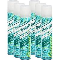 "Batiste - Shampoo a secco ""Clean & Classic Original"", effetto fresco per tutti i tipi di capelli (6 x 200 ml)"