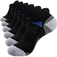 Alaplus Chaussettes Hommes et Femme, 6 Paires Sport Coton Socquettes Courtes Basses Respirantes, Chaussette Hommes…