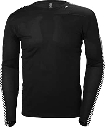 Helly Hansen Uomo Long Sleeve T-Shirt HH Lifa Crew