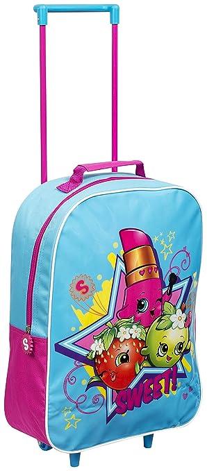 Disney & Marvel kids Trolley Bags (Shopkins): Amazon.co.uk: Luggage