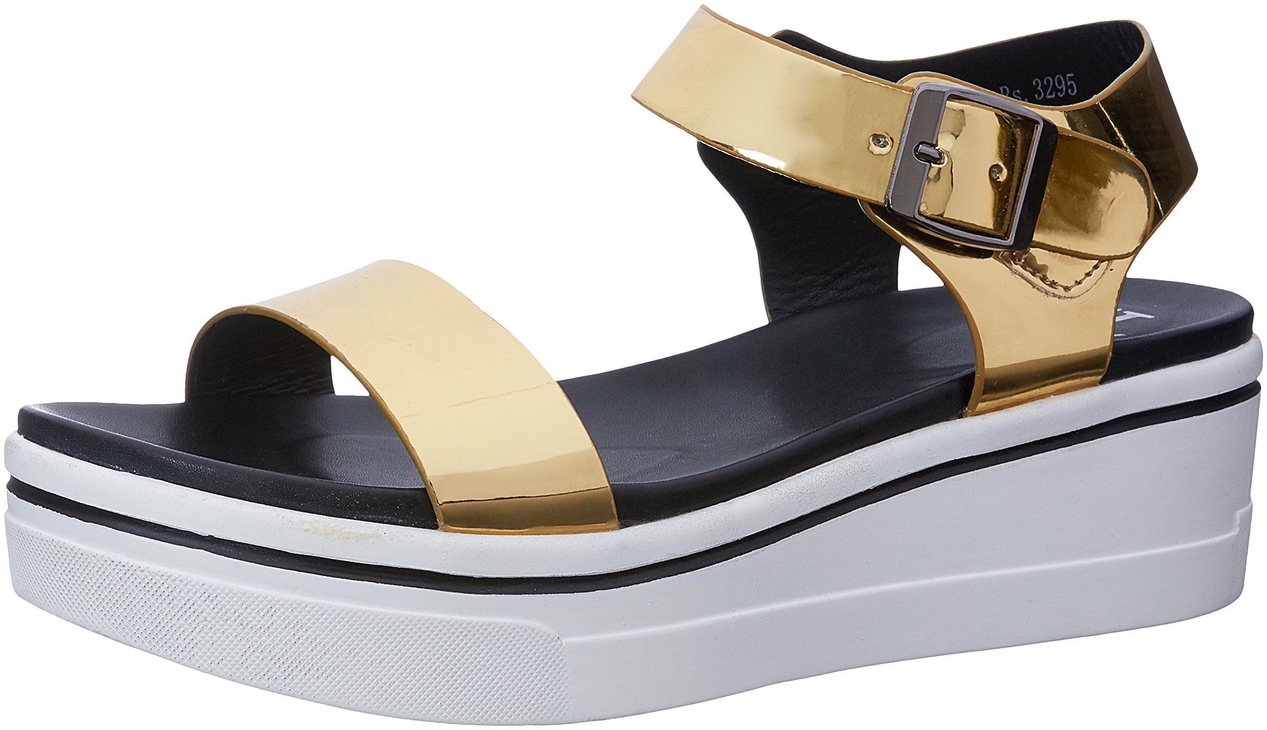 Carlton London Women's Peregrin Fashion Sandals