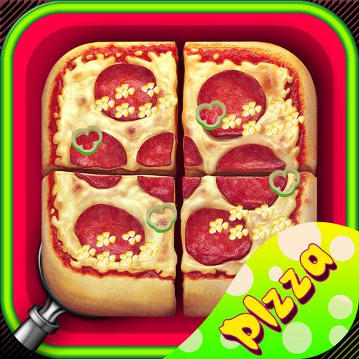 Pizza Shop : A Virtual Chef