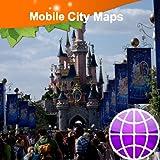 Disney Paris Street Map