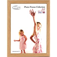 Inov8 British Made Picture/Photo Frame, Value Lime Oak A3, Single