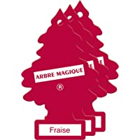 Arbre Magique PER90519 Kit Pino 3 Fraises CS8, Rouge, Set de 3