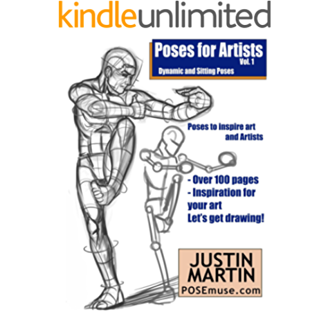 Poses For Artists Volume 2 Standing Poses An Essential Reference For Figure Drawing And The Human Form Inspiring Art And Artists Ebook Martin Justin Amazon In Kindle Store