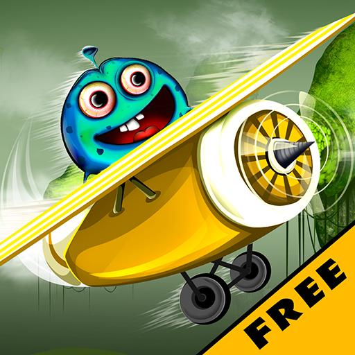Sky Monster Adventure : The Airport Plane Flight Under Radar - Free (Android Bird Halloween-spiel Angry Für)