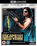 Escape from New York (3 Blu-Ray) [Edizione: Regno Unito] [Import]