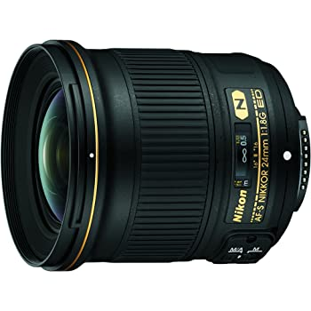 Nikon 24 mm Lente para cámara de fotos
