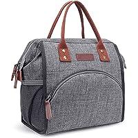 Sac Isotherme Repas, 22L Grande capacité Isothermal Lunch Box Isotherme Bag Boite Repas, Sacs-Repas Sac Isotherme Bureau…