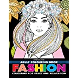 Fashion- Colouring Book for Adults