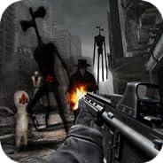 SCP Laboratory Outbreak : Final Boss Siren Head Zombie FPS Shooter