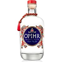 Opihr Gin, Spices of the Orient London Dry Gin, con botaniche raccolte a mano, 70 cl 40% vol