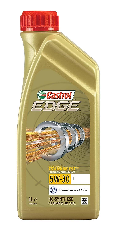 Amazon fr castrol edge huile moteur 5w 30 ll 5l etiquette allemande