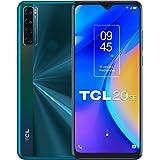 "TCL 20 SE - Smartphone de 6.82"" HD+ con NXTVISION (Qualcomm 460, 4G, 4GB/64GB Ampliable MicroSD, Dual SIM, Cámaras 16MP+5MP+2"