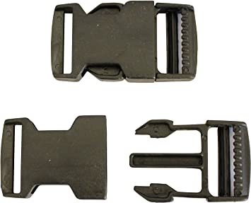 Image result for side release buckle