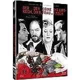 Der Koch, der Dieb, seine Frau und ihr Liebhaber - Mediabook (+ DVD)