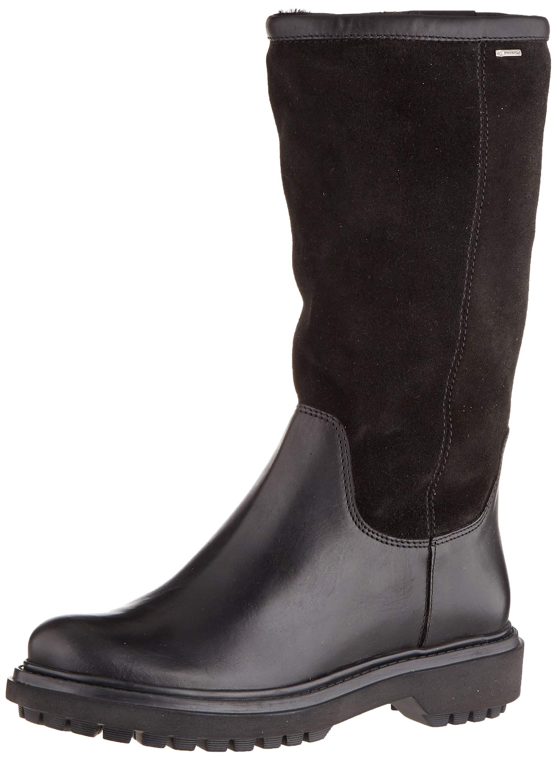 Geox Damen D Asheely Np ABX D Snow Boot 1