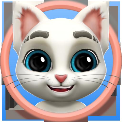 Sprechende Katze Oscar (Seiten Tun Viele Wie)