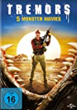 Tremors 1+2+3+4+5 - 5 Monster Movies (5 DVDs)