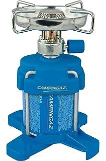 BOX OF 2 Campingaz C206 GLS Gas Lock System pierceable disposable gas cartridge