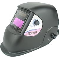 Spargos casque de Soudeur Protection Auto-Obscurcissant Alimenté au Solaire Noir Différents Modèles