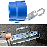 Parkeerdeksel voor 13-polige stekker, 13 tot 7-polige adapter en 7 tot 13-polige adapter, adapter en stekker Vuilbescherming,