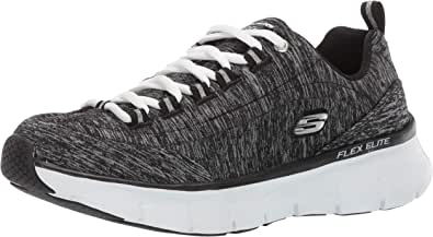 Skechers Damen Synergy 3.0 Spellbound Sneaker, Gry: Amazon jD3c8