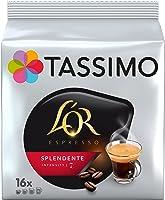 Tassimo L'Or Espresso Splendente 80 boissons (Pack de 5x16 Tdisc)