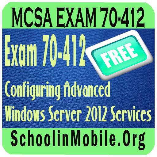 Windows Server 2012 Dienstleistungen Exam 70-412