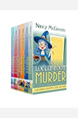 The Bluebell Knopps Witch Cozy Mystery Box Set: Bluebell Knopps Paranormal Witch Cozy Mysteries, Books 1-6 Kindle Edition
