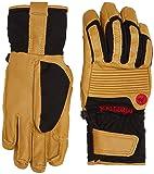 Marmot Handschuhe Exum Guide Undercuff, Black/tan, 2(XS)