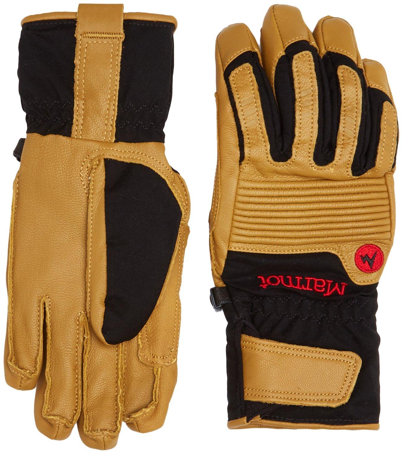 81fQrgBvs%2BL - Marmot Exum Guide Undercuff Gloves, Men, Technical Ski Gloves