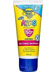 Banana Boat Kids' Water-Resistant Tear-Free 50+ Sunscreen Lotion (90 ml)