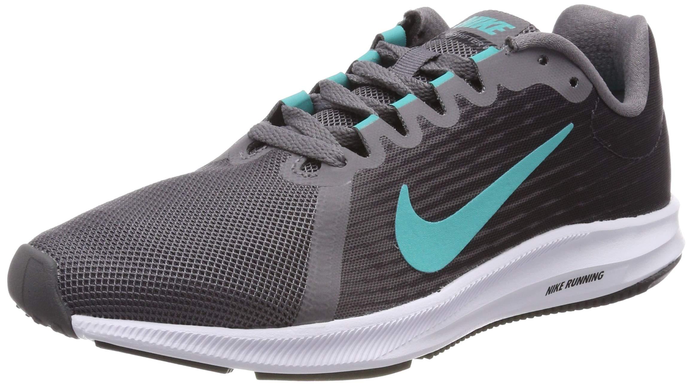 Nike Damen Downshifter 8 Laufschuhe, Schwarz