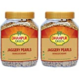 Dhampure Speciality Jaggery Pearls (Pack of 2 - 700g Each) - 1.4Kg
