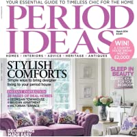 Period Ideas Magazine – your inspirational guide to period country living in a English home (Kindle Tablet Edition)